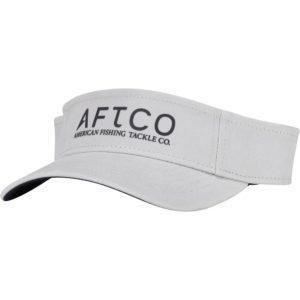 Aftco Aquarias Visor Silver Front