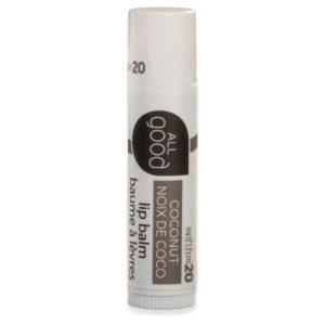 All Good SPF 20 Lip Balm Coconut