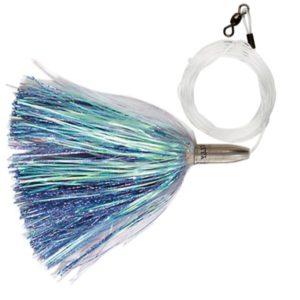 Billy Baits Mini Turbo Slammer Rigged Pearl Blue