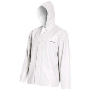 Grundens Clipper 82 White Jacket Side