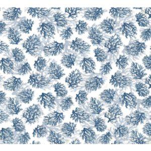 Jessie Jessup Dog Bandana Coral Reef Pattern