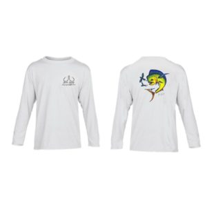 Jessie Jessup Youth Dotted Mahi Performance LS
