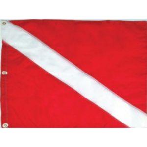 Marine Sports Dive Flag