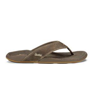 Olukai Nui Sandals Clay Side