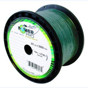 PowerPro 3000yds Moss Green
