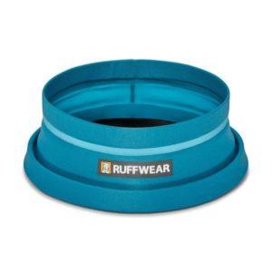 Ruff Wear Bivy Bowl Blue Collapse