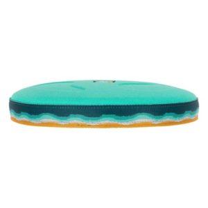 Ruffwear Hover Flying Disc Aurora Teal Side
