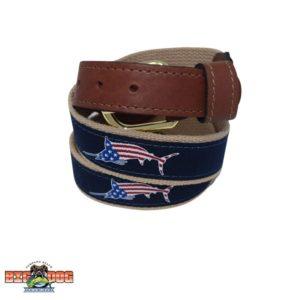 zep-pro belt leather marlin usa