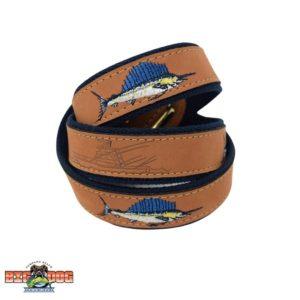 zep-pro belt leather sailfish