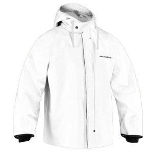 Grundens Brigg Jacket 44 White Front
