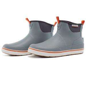 Grundens Deckboss Ankle Boot Monument Grey