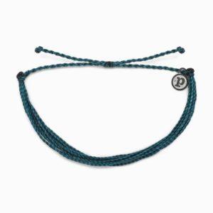 Puravida Classic Muted Bracelet Med Green