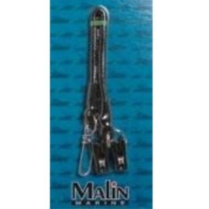 Malin Outrigger Shock Cord Double Pulley Package
