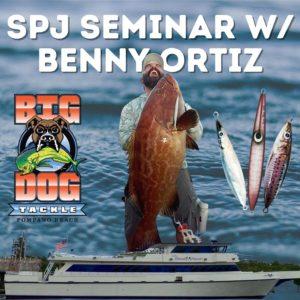 SPJ Seminar with Benny Ortiz