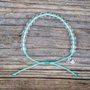 4 Ocean Bracelet Loggerhead Sea Turtle Wood