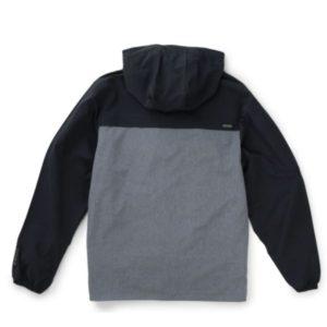 Pelagic Dri Flex Lightweight Jacket Black Back