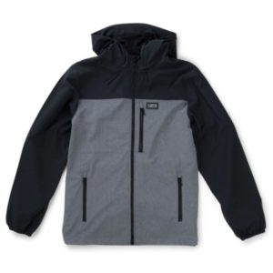 Pelagic Dri Flex Lightweight Jacket Black Front