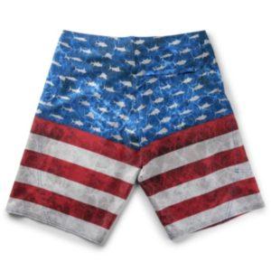 Pelagic Kids Sharkskin Americamo Back