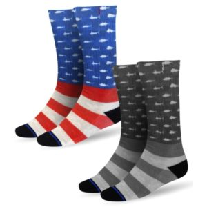 Pelagic Proform Socks 2pk Americamo