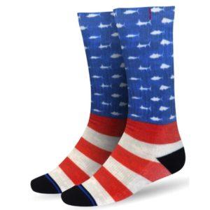 Pelagic Proform Socks Americamo Blue
