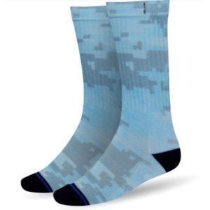 Pelagic Proform Socks Digi Camo Blue