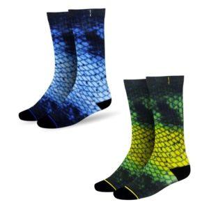 Pelagic Proform Socks Dorado 2pk