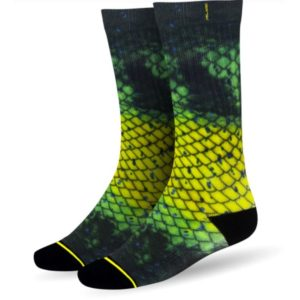 Pelagic Proform Socks Dorado Green