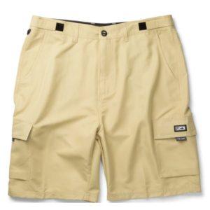 Pelagic Socorro Hybrid Shorts Khaki Front