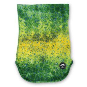 Pelagic Sunshield Dorado Green Hex