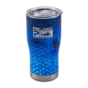 Pelagic Tumbler 20oz Dorado Blue