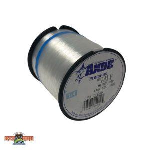 Ande Mono 1-4lb Spool Clear