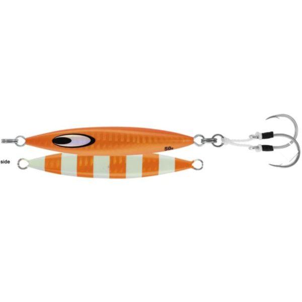 Daiwa SK Jigs Zebra Orange Both