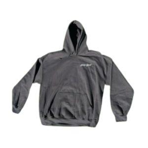 Slicker Beaut OG Sweatshirt Hoodie Black Front
