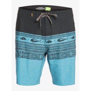 Quiksilver Waterman Angler Triblock 20in Beach Shorts Celestial Shorts