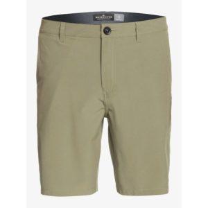 Quiksilver Waterman Backwater 20in Amphibian Shorts Deep Lichen Green Shorts