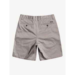 Quiksilver Waterman Secret Ocean 20in Chino Shorts Steeple Grey Back
