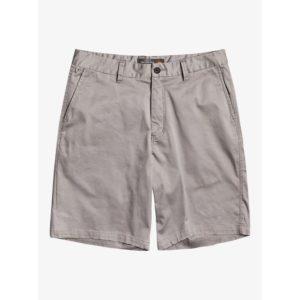 Quiksilver Waterman Secret Ocean 20in Chino Shorts Steeple Grey Front