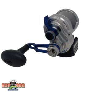 Accurate Boss Extreme BX2-500 Silver Blue Handle