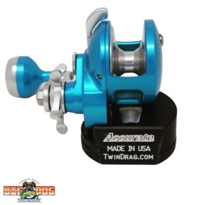 Accurate Tern Big Dog Tackle Special Edition Ice Blue Silver TX-500XN
