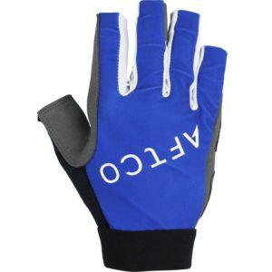 Aftco Solmar Gloves Blue Back
