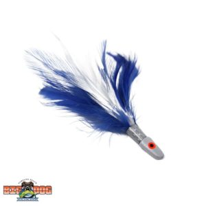 Avenger Feather Blue White