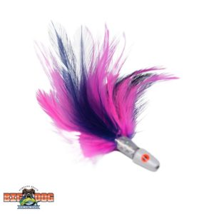 Avenger Feather Pink Blue