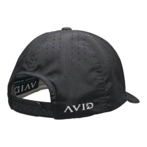 Avid Pro Performance Snapback Black Back