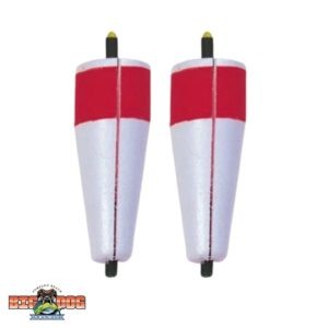 Betts Billy Boy Bobber Slotted Unweighted 5in 2pk