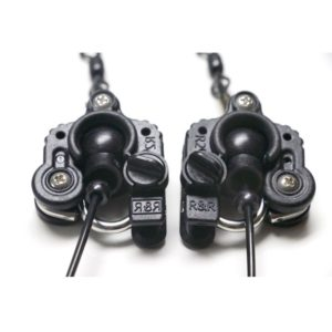 R&R Tackle R2 Outrigger Downrigger Clips 2pk