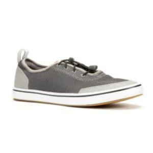 Xtratuf Men's Riptide Shoe Black White Side