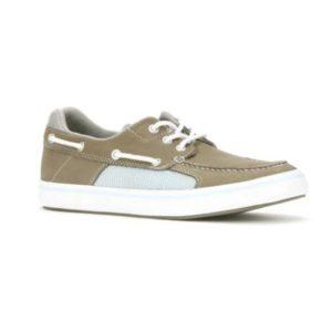Xtratuf Womens Finatic II Shoe Grey Blue Side