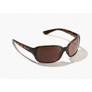 Bajio Balam Sunglasses Honey Brown Drift Gloss Copper Lense Front Side