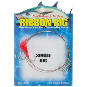 Boone Ribbon Rig Pink