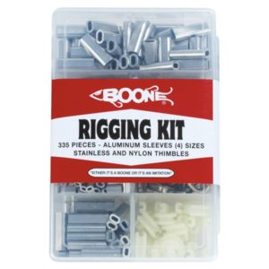 Boone Rigging Kit 335 Pieces
